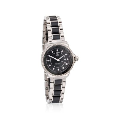 TAG Heuer Formula 1 Women's 32mm .60 ct. t.w. Diamond Watch, , default