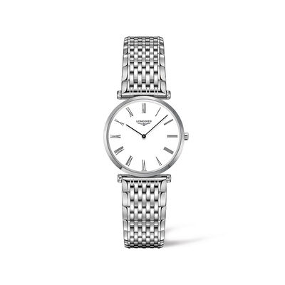 Longines La Grande Classique Women's 29mm Stainless Steel Watch