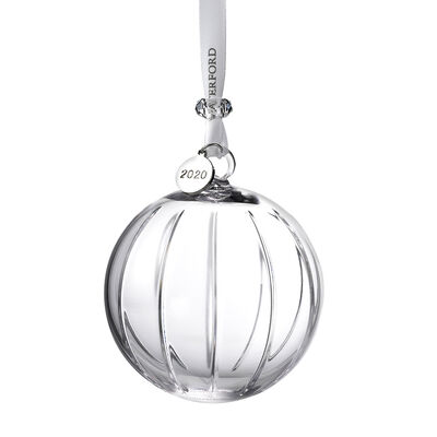 "Waterford Crystal ""Short Stories Aras"" 2020 Ball Ornament"