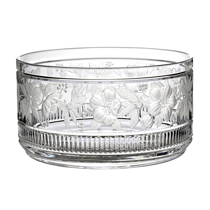 "Waterford Crystal ""Master Craft"" 2019 Annual Garland Bowl, , default"