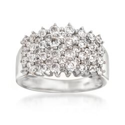2.00 ct. t.w. Diamond Ring in 14kt White Gold, , default