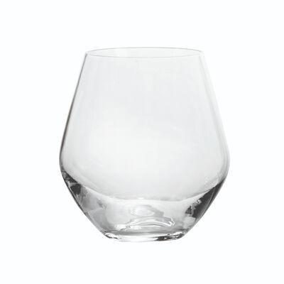 """Mikasa """"Gianna"""" Set of 6 Stemless Glasses"""