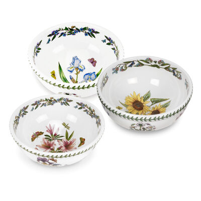 "Portmeirion ""Botanic Garden"" Salad/Mixing Bowl"