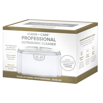 Clean and Care Professional Ultrasonic Cleaner, , default