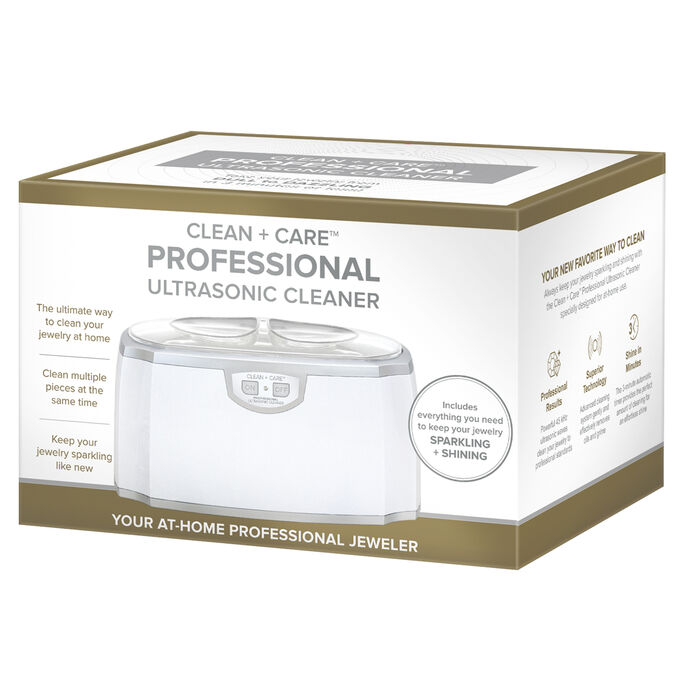 Clean and Care Professional Ultrasonic Cleaner