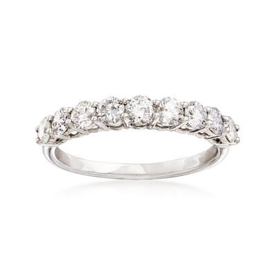 1.00 ct. t.w. Diamond Ring in Platinum, , default