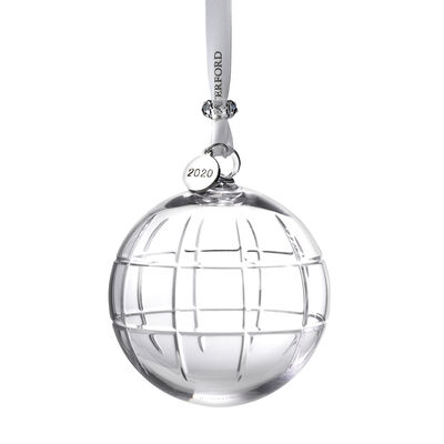 "Waterford Crystal ""Short Stories Cluin"" 2020 Ball Ornament"