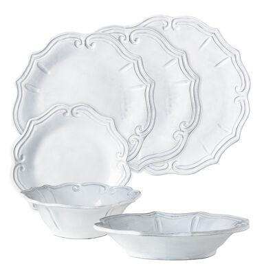 "Vietri ""Incanto Baroque"" Dinnerware from Italy"