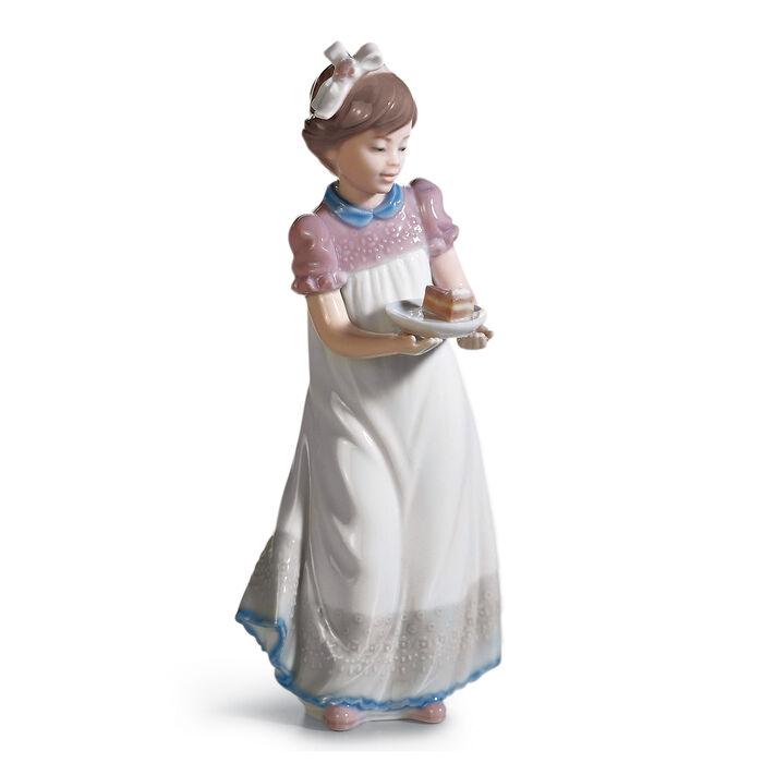 "Lladro ""Happy Birthday"" Porcelain Figurine"