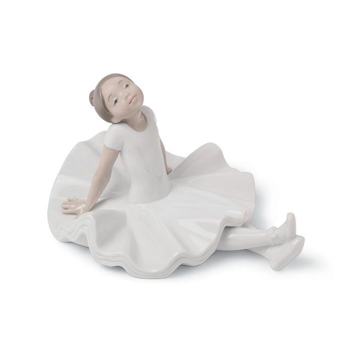 "Nao ""Resting Pose"" Porcelain Figurine, , default"