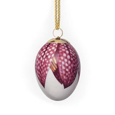 Royal Copenhagen Fritillary Petals 2019 Easter Egg, , default