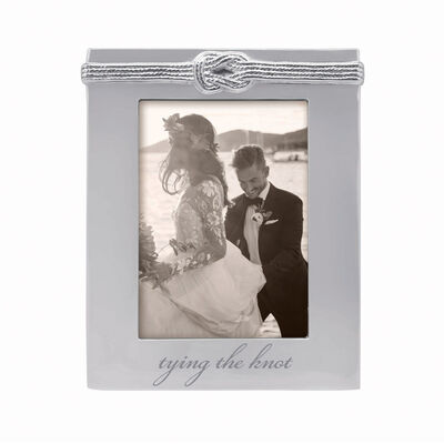 "Mariposa ""Tying the Knot"" 5x7 Photo Frame"