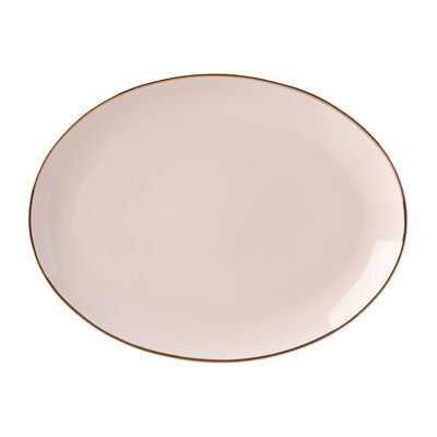 "Lenox ""Trianna Blush"" Porcelain Oval Platter, , default"