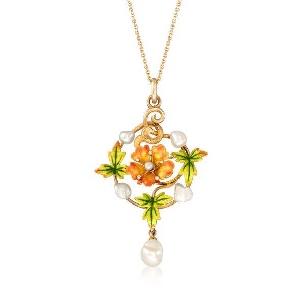 Jewelry Estate Necklaces #899468