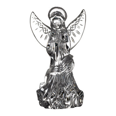 "Waterford Crystal ""Gift Bar"" Lismore Angel Figurine, , default"