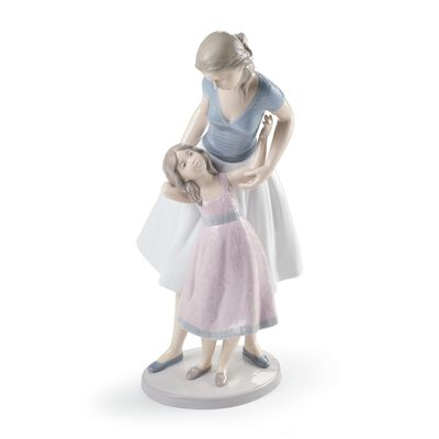 "Lladro ""I Want to be Like You"" Porcelain Figurine, , default"