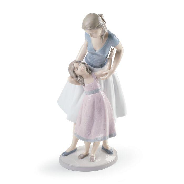 """Lladro """"I Want to be Like You"""" Porcelain Figurine"""