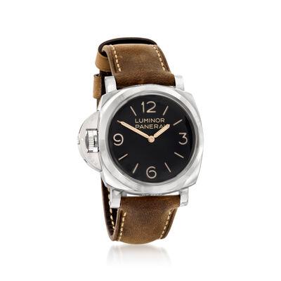 Panerai Luminor 1950 Left-Handed Men's 47mm Mechanical Stainless Steel Watch, , default