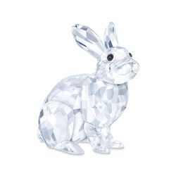 "Swarovski Crystal ""Rabbit"" Figurine, , default"