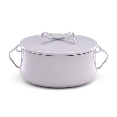 """Dansk """"Kobenstyle"""" Lavender Casserole Pan with Lid, , default"""