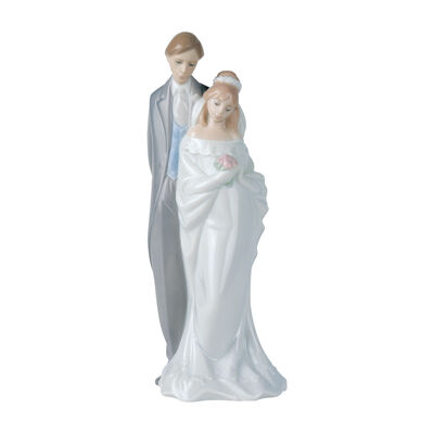 "Nao ""Love Always"" Porcelain Figurine, , default"
