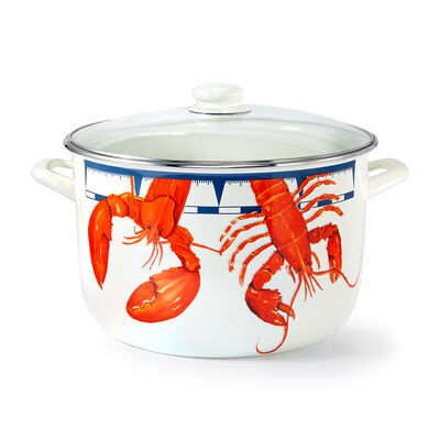 "Golden Rabbit ""Lobster"" 18-qt. Stock Pot, , default"
