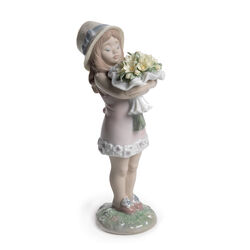 "Lladro ""You Deserve the Best"" Porcelain Figurine, , default"