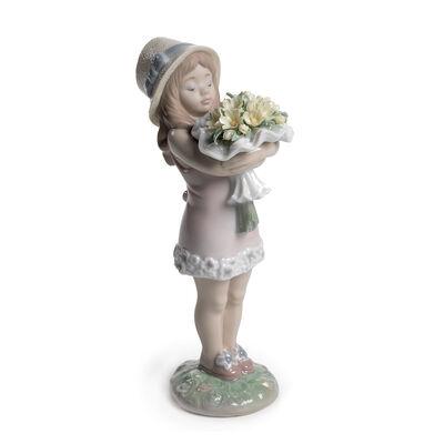 "Lladro ""You Deserve the Best"" Porcelain Figurine, , default"