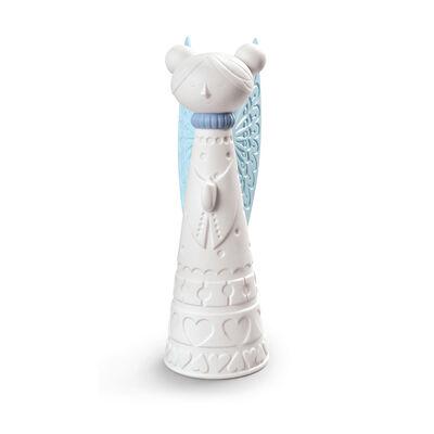"Lladro ""Holiday Joy"" Porcelain Tree Topper"