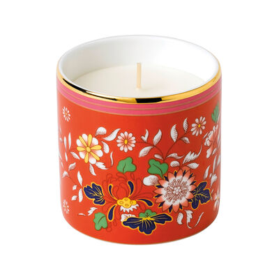 "Wedgwood ""Wonderlust"" Crimson Jewel Candle, , default"