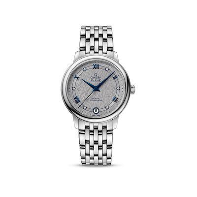 Omega De Ville Prestige Women's 33mm Automatic Stainless Steel Watch