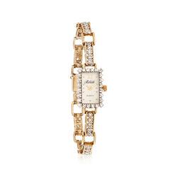 C. 1980 Vintage 1.00 ct. t.w. Diamond Watch in 14kt Yellow Gold, , default