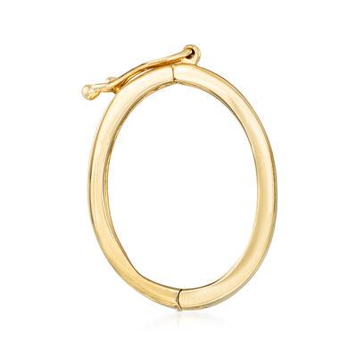 14kt Yellow Gold Necklace Shortener, , default