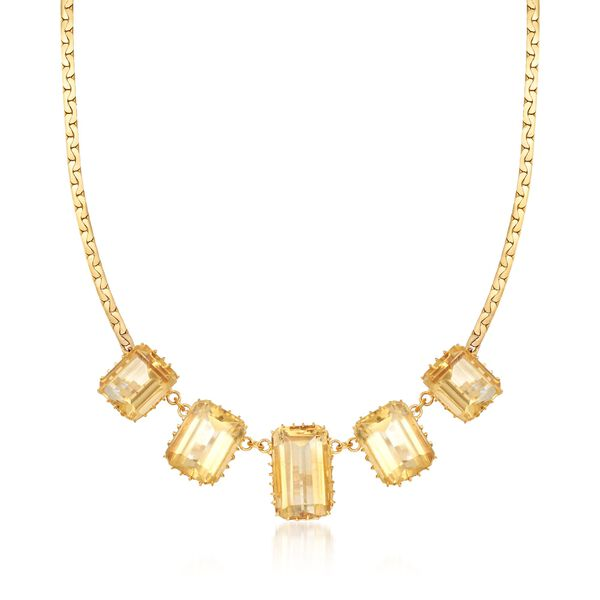 Jewelry Estate Necklaces #894692