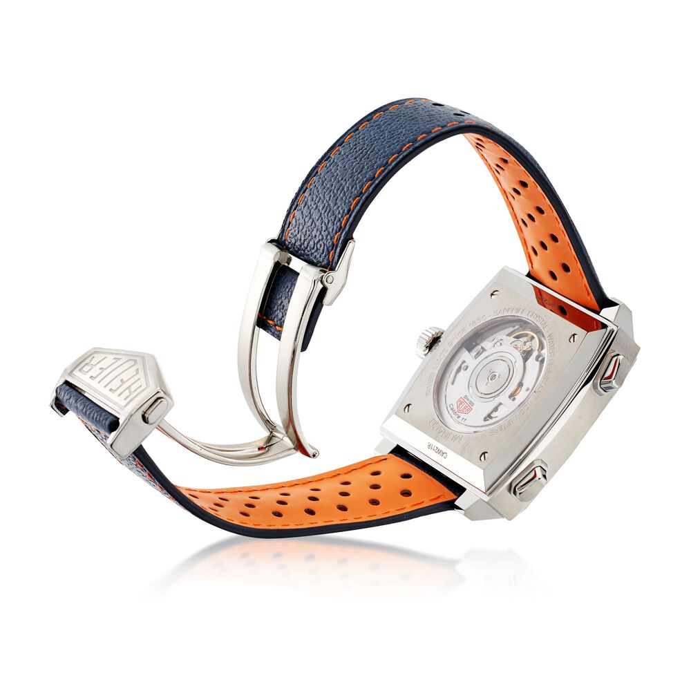 2f2392bd0 TAG Heuer Special Edition Monaco Gulf Men's 39mm Chronograph Watch , ,  default