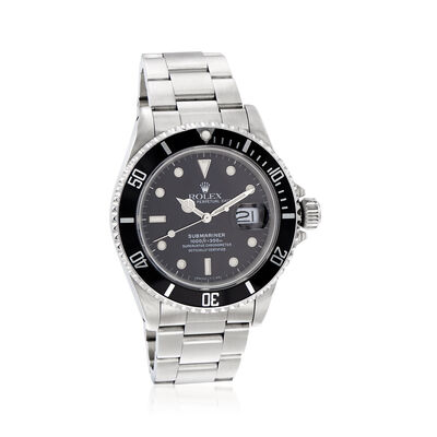 Pre-Owned Rolex Submariner Men's 40mm Automatic Stainless Steel Watch