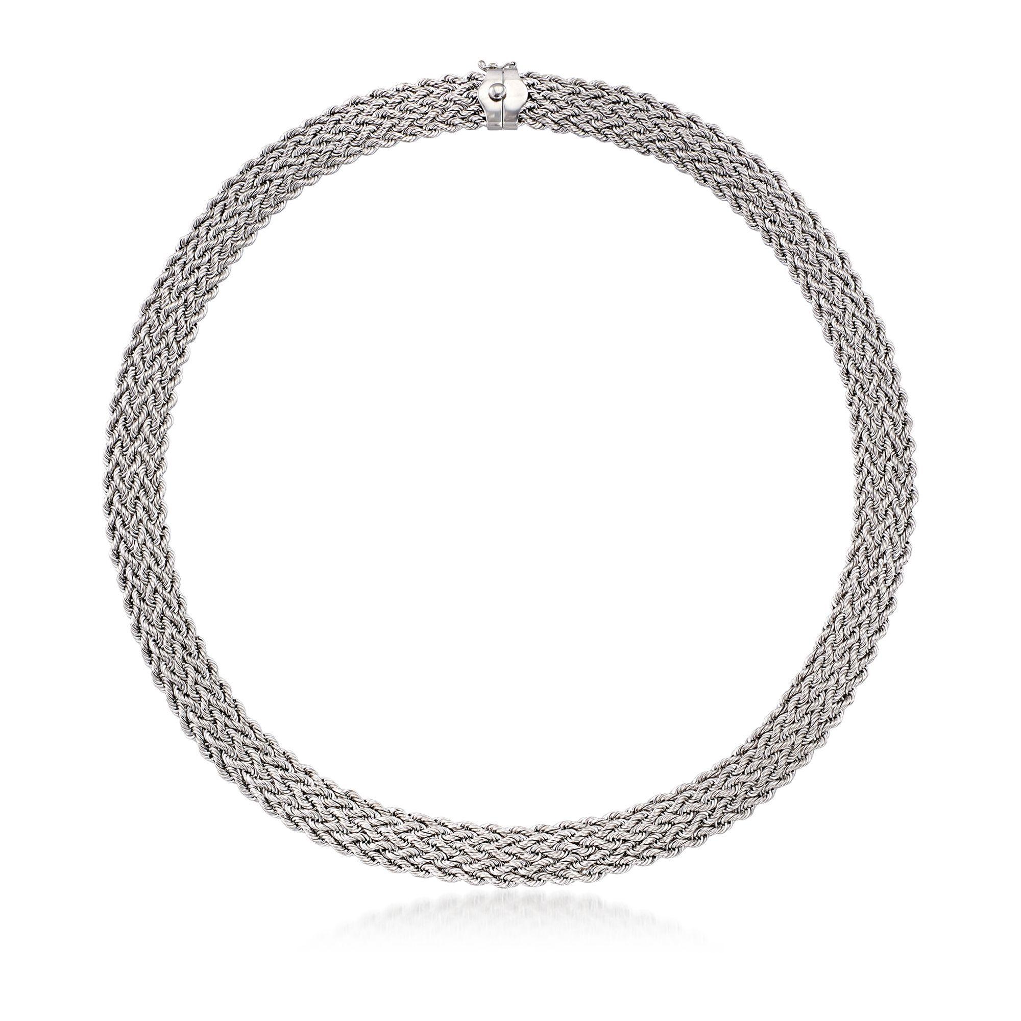 Active New Wedding Jewelry Ss W/ Pearls & Swarvoski Crystals Necklace Bridal & Wedding Party Jewelry