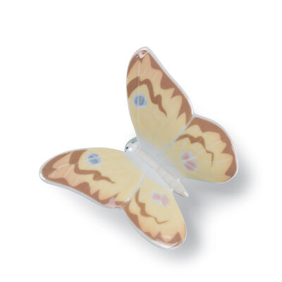 "Nao ""Soft Honey Butterfly"" Porcelain Figurine, , default"