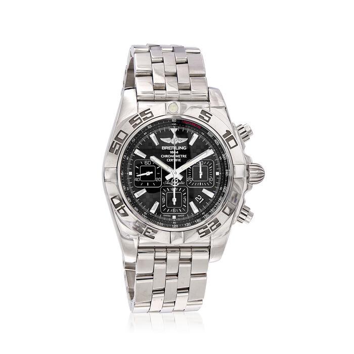 Breitling Chronomat Men's 44mm Stainless Steel Watch, , default