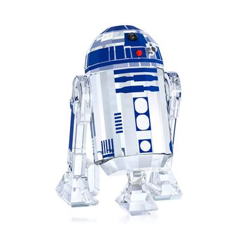"Swarovski Crystal ""Star Wars - R2-D2"" Crystal Figurine , , default"