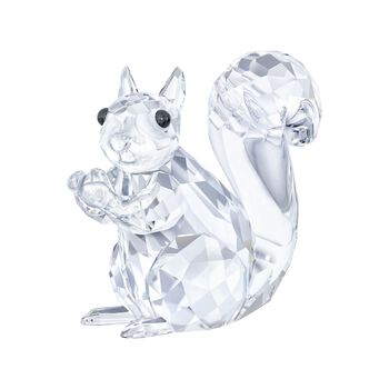 "Swarovski Crystal ""Squirrel"" Figurine, , default"