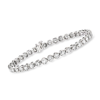 8.00 ct. t.w. Diamond Tennis Bracelet in Platinum, , default