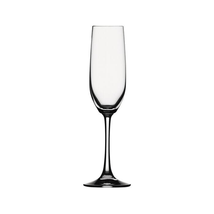 """Vino Grande"" Set of 4 Champagne Flutes"