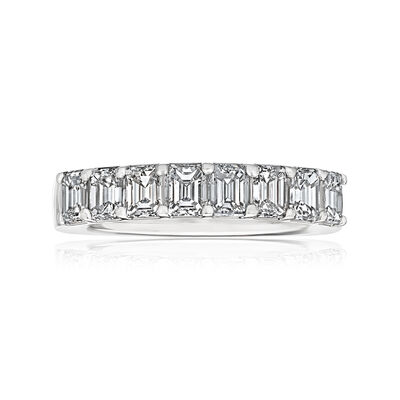 1.00 ct. t.w. Diamond Wedding Ring in Platinum, , default