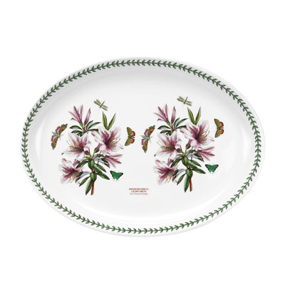 "Portmeirion ""Botanic Garden"" Azalea Turkey Platter"