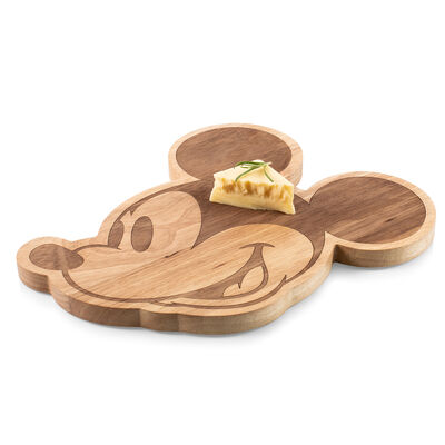 Mickey Mouse Head-Shaped Cutting Board