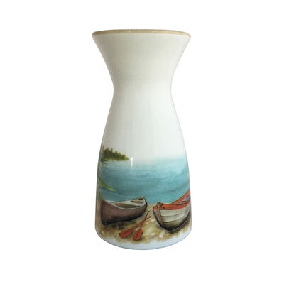 Abbiamo Tutto Italian a Day at the Lake Ceramic Carafe, , default