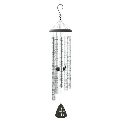 """Signature Series """"Lord's Prayer"""" Wind Chimes"""