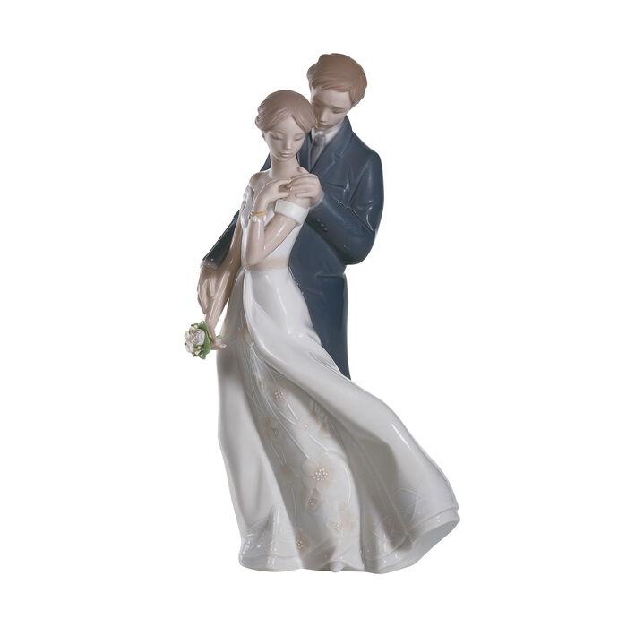 """Lladro """"Everlasting Love"""" Porcelain Figurine, , default"""