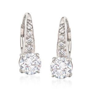 Jewelry Cubic Zirconia Earrings #281867